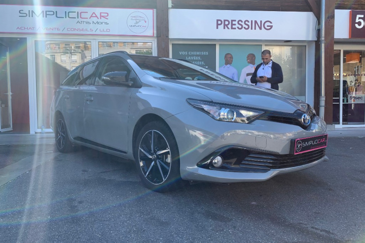TOYOTA AURIS TOURING SPORTS MY17